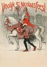 -  Sinterklaas - Postcard -  C11111-1