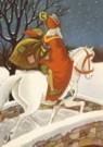 -  Sinterklaas - Postcard -  C11115-1