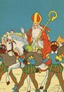 -  Sinterklaas - Postcard -  C11122-1