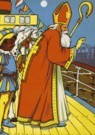 -  Sinterklaas - Postcard -  C11123-1