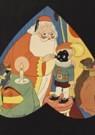 Dick Vendé  -  Sinterklaas - Postcard -  C11127-1