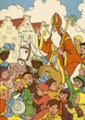 -  Sinterklaas - Postcard -  C11132-1