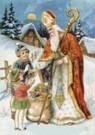 -  Sinterklaas - Postcard -  C11135-1