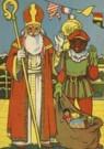 -  Sinterklaas - Postcard -  C11136-1