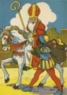 -  L Groen/Sinterklaas - Postcard -  C11137-1