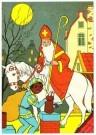 -  Sinterklaas - Postcard -  C11141-1