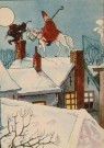 -  Sinterklaas - Postcard -  C11146-1