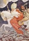 -  Pol Dom/Sinterklaas - Postcard -  C11159-1
