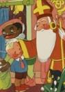 Dick Vendé  -  Sinterklaas - Postcard -  C11163-1