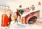 Anoniem  -  Sinterklaas - Postcard -  C11185-1