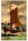 -  Ingekleurde ansichtkaart - Postcard -  C11301-1