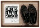 John Giorno (1936)  -  J.Giorno/Shoes or no shoes - Postcard -  C11361-1