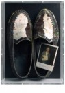 Martin Kippenberger (1959-1997 -  M.Kippenberger/Shoes or no shoes - Postcard -  C11388-1