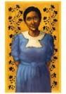 (Jip) Yanneke Wijngaarden 1964 -  Psalm 77:3-5 - Postcard -  C11441-1