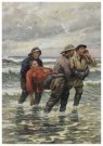 Cornelis Jetses (1873-1955)  -  Uit: De wereld in - Postcard -  C11591-1