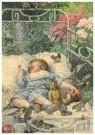 Cornelis Jetses (1873-1955)  -  Uit: De wereld in - Postcard -  C11594-1
