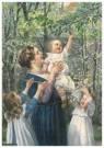Cornelis Jetses (1873-1955)  -  Uit: De wereld in - Postcard -  C11595-1