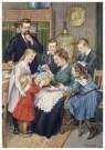Cornelis Jetses (1873-1955)  -  Uit: De wereld in - Postcard -  C11618-1