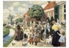 Cornelis Jetses (1873-1955)  -  Vertelselplaat - Postcard -  C11621-1