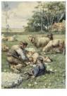 Cornelis Jetses (1873-1955)  -  Uit: Dicht bij huis - Postcard -  C11630-1
