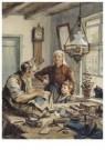 Cornelis Jetses (1873-1955)  -  Uit: Dicht bij huis - Postcard -  C11632-1