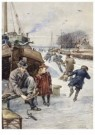 Cornelis Jetses (1873-1955)  -  Uit: Dicht bij huis - Postcard -  C11638-1