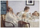 Cornelis Jetses (1873-1955)  -  Uit: Ot en Sien, Voor scholen in Indie - Postcard -  C11643-1