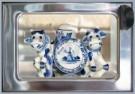 Rolf Unger  -  The Delft-blue automatiek - Postcard -  C11681-1