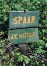 Mieke Kerkhof  -  Spaar de natuur - Postcard -  C11771-1