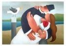 Yvonne Zomerdijk (1973)  -  Op de valreep, 2008 - Postcard -  C11785-1