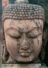 Karin van Oostrom  -  Buddha, Orissa - Postcard -  C11837-1