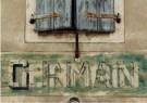 Jack Tooten  -  Germain, VOLETS - Postcard -  C11916-1