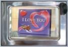 Rolf Unger  -  The 'I love you' - Postcard -  C12020-1
