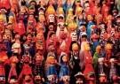 Frederique Posthumus Meyjes  -  Puppets, 2009 - Postcard -  C12046-1