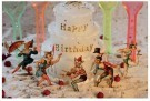 Eduard van Koolwijk  -  Happy birthday, 2010 - Postcard -  C12053-1