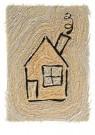 Roel Endendijk  -  Wandtegel, 2008 - Postcard -  C12092-1