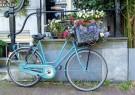 Henk P. Drost  -  Amsterdam Bike - Postcard -  C12126-1
