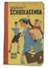 -  Wiering's schoolagenda schooljaar 1946/1947 - Postcard -  C12368-1