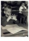 Anoniem,  -  Leren rekenen, circa 1970 - Postcard -  C12376-1