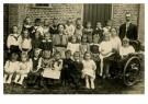 Anoniem,  -  Klassenfoto, circa 1910 - Postcard -  C12380-1