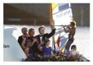 -  Koningspaar maakt vaartocht op IJ - Postcard -  C12464-1
