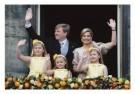 -  Koninklijke familie van Nederland - Postcard -  C12465-1