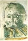Hans Belleman (1950)  -  H. Belleman/ Poppekop - Postcard -  C2021-1