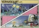Ronald Hammega (1948)  -  Verhuiskaart - Postcard -  C2504-1
