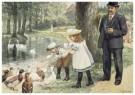 Cornelis Jetses (1873-1955)  -  Cornelis Jetses/Uit: Ot & Sien - Postcard -  C3401-1