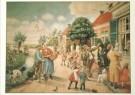 Cornelis Jetses (1873-1955)  -  De Vertelselplaat - Postcard -  C3656-1