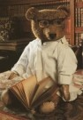 Mirja de Vries  -  Busy Bears 15 - Postcard -  C4010-1