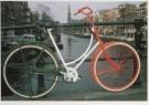 Ronald Hammega (1948)  -  R.Hammega/Italian Bike - Postcard -  C4458-1
