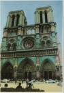 Kay Erickson  -  K.Erickson/Notre Dame. - Postcard -  C4651-1