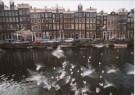 Martin Kers (1944)  -  Keizersgracht,Amsterdam - Postcard -  C4701-1